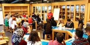Öğretmen adaylarına eğitim