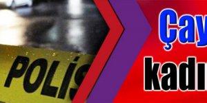 Çayırova'da kadın cinayeti