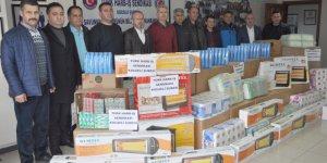 Türk Harb-İş Sendikası'ndan yardım