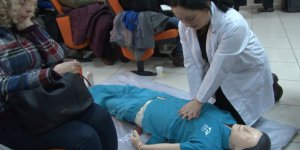 Okul kantincilerine ilk yardım eğitimi