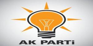 AK Parti ilçe başkanlarını unutmadı
