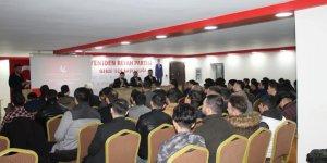 YRP gençlik kolları toplantısı yapıldı