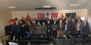 CHP'de il delegeleri toplandı