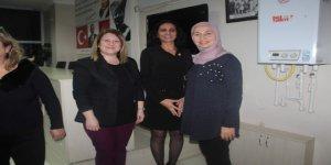 CHP Darıca'da kadınlar sandığa gidiyor