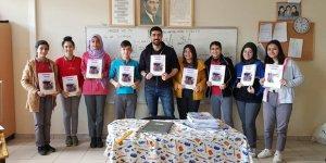Murat Dağ'ın öğrencilerinden ikinci kitap