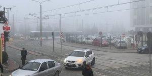 Kocaeli'de sis etkili oldu