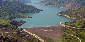 Yuvacık Barajı'nda su seviyesi yüzde 86'ya yükseldi