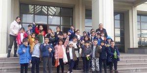 Öğrenciler müze ziyareti yaptı