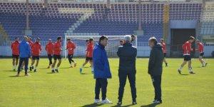 Gebzespor İzmir'e Hazırlanıyor
