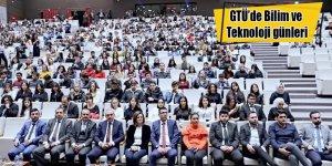 GTÜ'de Bilim ve Teknoloji günleri