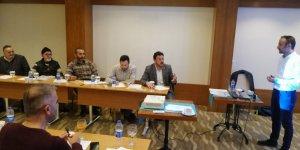 Saadet'te eğitim programı