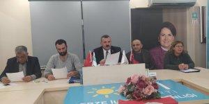 İYİ Parti Gebze'de görev dağılımı yapıldı