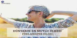 Dünyanın en mutlu ülkeleri sıralamasında Türkiye 93'üncü sırada