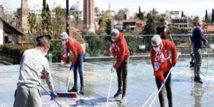 Antalyaspor'lu Taraftarlardan Örnek Davranış!