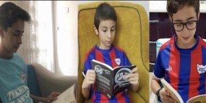 Sporcular Kitap Okuyor