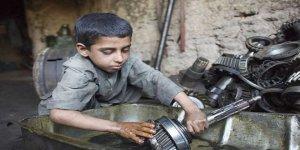 Türkiye'de 720 bin çocuk işçi var!