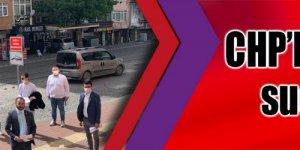 CHP'li gençlerden suç duyurusu