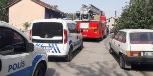 Gebze'de depoda tüp patladı: 1 yaralı