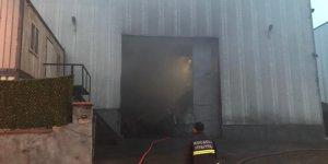 Dilovası'nda ki  fabrika yangını söndürüldü