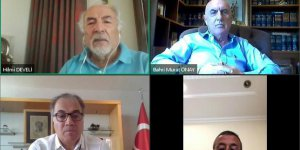 Vahit Yıldırım online toplantıya katıldı
