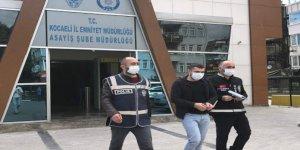 15 yıl hapis cezası olan şahıs Gebze'de yakalandı