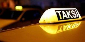 Taksi şoförüne ev hapsi!