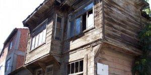 Eski evler tarih oldu!