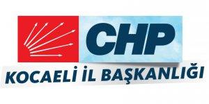 CHP Kocaeli'de  Yönetim Kurulu üye sayısı 30'a çıkartıldı