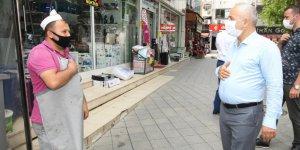 Büyükgöz'den  Çarşıda Esnaf Turu