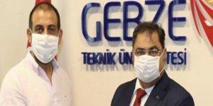 Gülen'den Rektör Aslan'a ziyaret