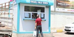 Dilovası'nda halk ekmek satışı başladı!