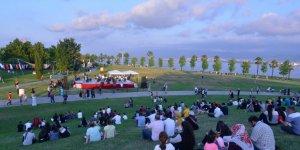 Açık havada yaz konseri