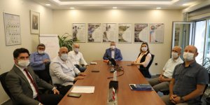Başkan Hürriyet'ten SEDAŞ'a işbirliği ziyareti