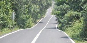 Köy yolları artık daha konforlu