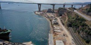 Osmangazi Köprüsü'nün seyir zevki parkta yaşanacak