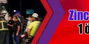 Zincirleme kaza: 1 ölü 2 yaralı