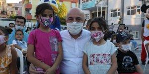 Darıca'da çocuklar eğlendi
