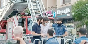 Gebze'de 2 grup arasında çatışma