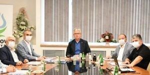 Çayırova Belediyesi'nin hizmetlerini anlattı