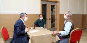 Hamza Şayir'den halk buluşmaları
