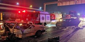 3 kişi öldü 2 kişi de yaralandı