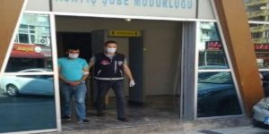 Aranan şahıs Gebze'de yakalandı
