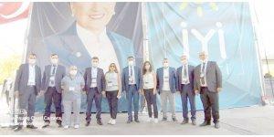 İYİ Parti Kocaeli  Büyük Kurultaya katıldı