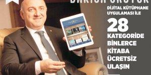 Darıca Belediyesi'nden dijital kütüphane