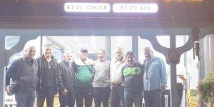 Futbol dostları Kartepe'de buluştu