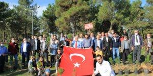 Erbakan Hatıra Ormanı Açıldı