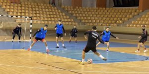 Futsal Milli Takımı Umuttepe'de