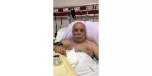 Selman Kösali yoğunbakımda tedavi görüyor