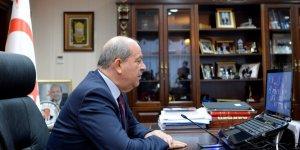 "KKTC Cumhurbaşkanı Tatar, ""Covid-19 Aşısını Oldum"""
