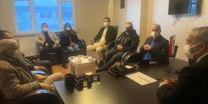 DEVA'dan İYİ Parti Çayırova'ya taziye ziyareti!